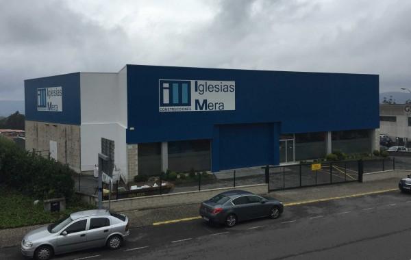 Centro logístico Milladoiro