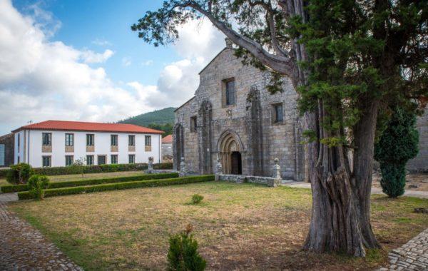 Rehabilitación de la Casa de los Capellanes, en Iria Flavia, Padrón